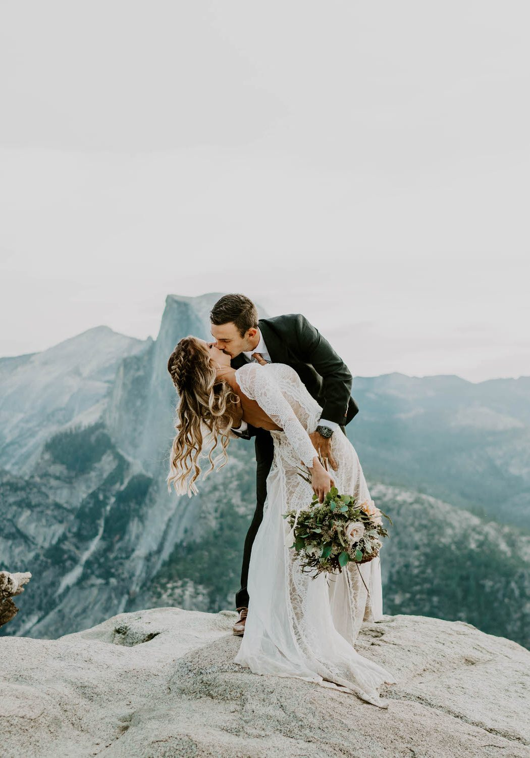 Adventurous Yosemite Elopement | Lindsay + Nolon