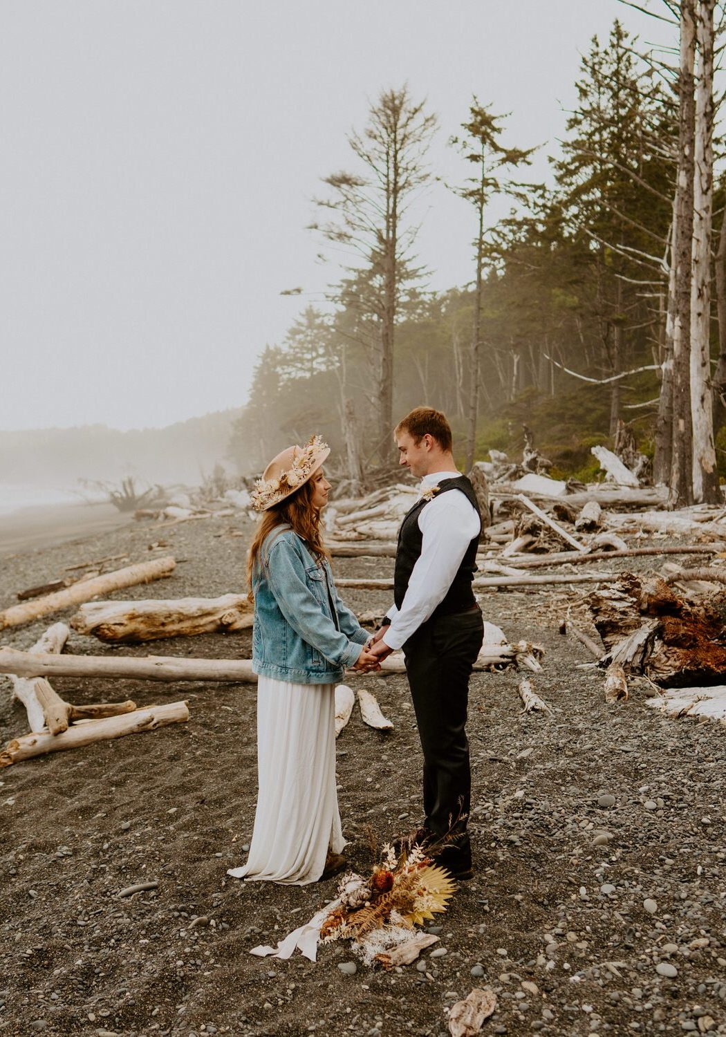 A Complete Guide to Your Olympic National Park Elopement